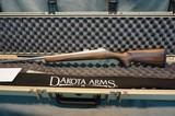 Dakota Arms Sporter Varmint 20VarTarg NIB