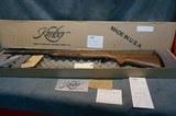Kimber of Oregon Model 82 22 Hornet Custom Classic Heavy barrel serial #4 NIB Earl Kelly Collection