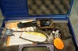 "Colt SAA 45LC 4 3/4"" bbl blue/casecolored NIB"