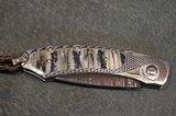 William Henry Custom Knives B09 Drago Limited Edition #8 of 10 - 7 of 11