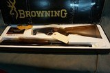 Browning Model 12 28Ga Fancy Wood LNIB