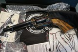 """Standard Arms SAA 5 1/2"""" 45LC casecolored/blue NIB"""