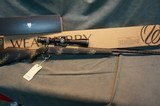 Weatherby Mark V Carbonmark 300WbyMag with Maven 2.5-15X scope.