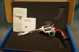 """Freedom Arms Model 1997 357Mag 7 1/2"""" bbl NIB"""