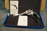 Freedom Arms Model 1997 Premier Grade 17HMR NIB