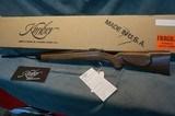 """Kimber of Oregon Model 84 223 """"S"""" Series #4 NIB ON SALE!"""