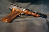 Belgium Browning Medalist 22LR w/case and accessories - 5 of 7