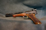 Belgium Browning Medalist 22LR w/case and accessories - 3 of 7