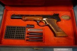 Belgium Browning Medalist 22LR w/case and accessories - 2 of 7