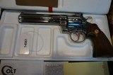 "Colt Python 357Mag 6"" Bright Stainless ANIB - 2 of 7"