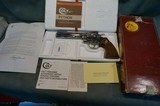"Colt Python 357Mag 6"" Bright Stainless ANIB"