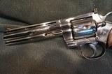 "Colt Python 357Mag 6"" Bright Stainless ANIB - 4 of 7"