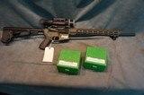 Jarrett Tactical AR15 w/Flir Thermal 2-16x50
