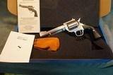 "Freedom Arms Model 1997 Premier Grade 22LR/22Mag 5 1/2"" NIB"