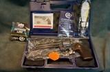 "Colt Python 357Mag 6"" barrel Stainless NIB"
