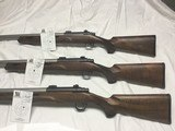 Model 16 (No Longer Produced) Conservative Serial Numbers. Montana Varminter