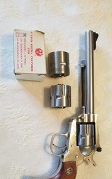 Ruger SingleSix Stainless