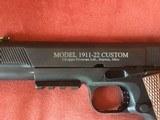 Chiapas Firearms 1911-22 Ducks Unlimited Commemorative Edition - 2 of 7