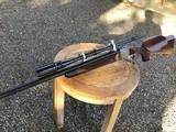 1947 Jeffrey English Farquharson Falling Block Rifle - 270/348