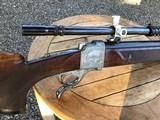 1947 Jeffrey English Farquharson Falling Block Rifle - 270/348 - 8 of 15