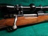 FN Herstal - CUSTOM FN MAUSER COMMERCIAL SPORTER BY KURT HAASE W-LEUPOLD SCOPE GORGEOUS TURKISH WALNUT STOCK! BEAUTIFUL RIFLE! - .30-06 SPRG - 10 of 24