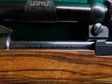 FN Herstal - CUSTOM FN MAUSER COMMERCIAL SPORTER BY KURT HAASE W-LEUPOLD SCOPE GORGEOUS TURKISH WALNUT STOCK! BEAUTIFUL RIFLE! - .30-06 SPRG - 17 of 24