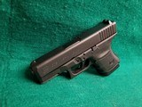 Glock - MODEL 30S. BLACK. 3.75 INCH BARREL. W-FACTORY CASE AND ONE 10 ROUND MAGAZINE. NEARLY NEW! - 45 ACP - 6 of 18