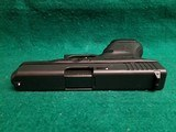 Glock - MODEL 30S. BLACK. 3.75 INCH BARREL. W-FACTORY CASE AND ONE 10 ROUND MAGAZINE. NEARLY NEW! - 45 ACP - 10 of 18
