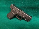 Glock - MODEL 30S. BLACK. 3.75 INCH BARREL. W-FACTORY CASE AND ONE 10 ROUND MAGAZINE. NEARLY NEW! - 45 ACP - 4 of 18