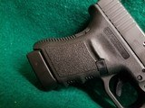 Glock - MODEL 30S. BLACK. 3.75 INCH BARREL. W-FACTORY CASE AND ONE 10 ROUND MAGAZINE. NEARLY NEW! - 45 ACP - 18 of 18