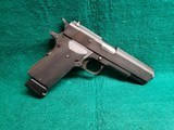 "LLAMA - 1911 IX-C. DOUBLE STACK. 5"" BARREL. BLUED. W-ONE MAGAZINE. NICE BORE! MADE IN SPAIN - .45 ACP - 1 of 16"