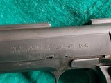 "LLAMA - 1911 IX-C. DOUBLE STACK. 5"" BARREL. BLUED. W-ONE MAGAZINE. NICE BORE! MADE IN SPAIN - .45 ACP - 14 of 16"