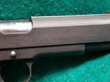 "LLAMA - 1911 IX-C. DOUBLE STACK. 5"" BARREL. BLUED. W-ONE MAGAZINE. NICE BORE! MADE IN SPAIN - .45 ACP - 9 of 16"