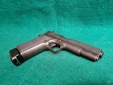 "LLAMA - 1911 IX-C. DOUBLE STACK. 5"" BARREL. BLUED. W-ONE MAGAZINE. NICE BORE! MADE IN SPAIN - .45 ACP - 10 of 16"