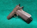 "LLAMA - 1911 IX-C. DOUBLE STACK. 5"" BARREL. BLUED. W-ONE MAGAZINE. NICE BORE! MADE IN SPAIN - .45 ACP - 6 of 16"
