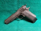 "LLAMA - 1911 IX-C. DOUBLE STACK. 5"" BARREL. BLUED. W-ONE MAGAZINE. NICE BORE! MADE IN SPAIN - .45 ACP - 4 of 16"