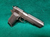 "LLAMA - 1911 IX-C. DOUBLE STACK. 5"" BARREL. BLUED. W-ONE MAGAZINE. NICE BORE! MADE IN SPAIN - .45 ACP - 3 of 16"