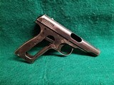 REMINGTON MODEL 51 - STRIPPED FRAME AND SLIDE. W-TRIGGER AND MAG RELEASE. GOOD CONDITION