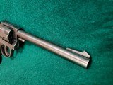 "IVER JOHNSON - TARGET SEALED 8. BLUED. 6"" BBL. GUNSMITH SPECIAL FOR PARTS OR REPAIR. AS-IS - .22 LR - 9 of 16"