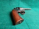 "IVER JOHNSON - TARGET SEALED 8. BLUED. 6"" BBL. GUNSMITH SPECIAL FOR PARTS OR REPAIR. AS-IS - .22 LR - 13 of 16"