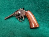"IVER JOHNSON - TARGET SEALED 8. BLUED. 6"" BBL. GUNSMITH SPECIAL FOR PARTS OR REPAIR. AS-IS - .22 LR - 6 of 16"