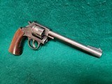 "IVER JOHNSON - TARGET SEALED 8. BLUED. 6"" BBL. GUNSMITH SPECIAL FOR PARTS OR REPAIR. AS-IS - .22 LR - 3 of 16"