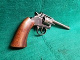 "IVER JOHNSON - TARGET SEALED 8. BLUED. 6"" BBL. GUNSMITH SPECIAL FOR PARTS OR REPAIR. AS-IS - .22 LR - 2 of 16"