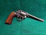 "IVER JOHNSON - TARGET SEALED 8. BLUED. 6"" BBL. GUNSMITH SPECIAL FOR PARTS OR REPAIR. AS-IS - .22 LR - 1 of 16"
