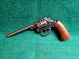 "IVER JOHNSON - TARGET SEALED 8. BLUED. 6"" BBL. GUNSMITH SPECIAL FOR PARTS OR REPAIR. AS-IS - .22 LR - 5 of 16"