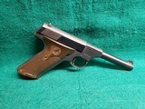 """Colt - CHALLENGER SERIES 2. BLUED. 4.5"""" BARREL. W-ONE MAGAZINE. VERY NICE W-MINTY BORE! MFG. IN 1952 - .22 LR"""