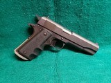 """COLT - 1911. M1991A1. SERIES 80 GOVERNMENT MODEL. 5"""" BBL. S&A ONE PIECE MAGWELL. W-ONE MAG. MINTY BORE! MFG. IN 1998 - .45 ACP"""