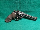 """SMITH & WESSON - MODEL 16-4. 6-SHOT. DOUBLE ACTION. BLUED. 6"""" BBL. NICE BORE! RARE LOW PRODUCTION - .32 H&R MAGNUM"""