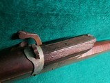 "ANTIQUE INDIAN TORADOR MATCHLOCK RIFLE. CIRCA 16TH-19TH CENTURY. FLARED 53"" BARREL. COLLECTIBLE RELIC - 19 of 20"