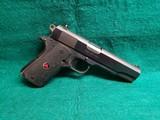 "colt - delta elite 1911. 5"" government model. w-1 mag. mfg. in 1988. nice bore! - 10mm"
